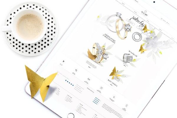 Jak kupić pierścionek zaręczynowy online? Praktyczne porady