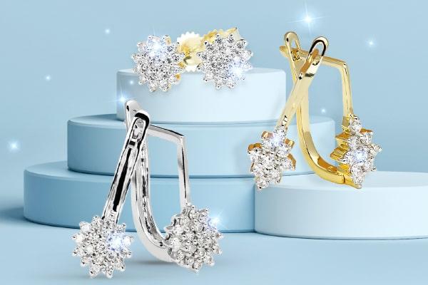 Jakie kolczyki pasują do pierścionków zaręczynowych?