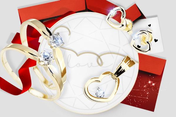 Biżuteria na walentynkowe oświadczyny – co wybrać dla Ukochanej?