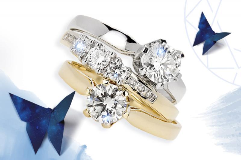 Białe czy żółte złoto – na jaki pierścionek zaręczynowy się zdecydować?