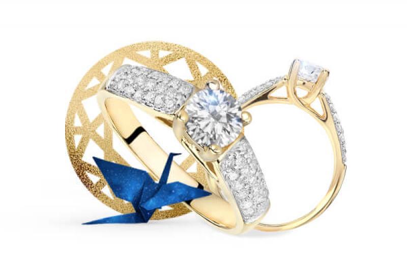 Jak dbać o pierścionek zaręczynowy z brylantem?