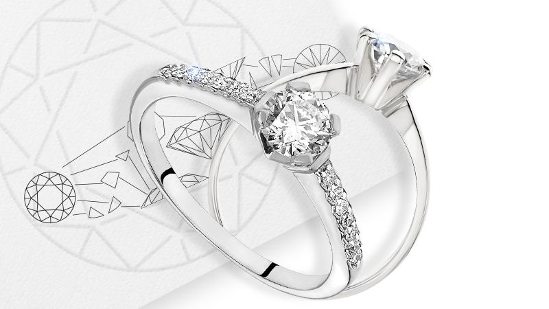 pierscionek z diamentem czy brylantem 800x451