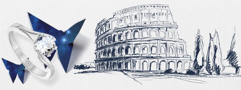 weekend w rzymie dla dwojga 800x300